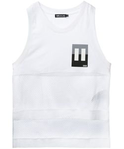 Haus By Ggdb | Mesh-Panelled Tank Top