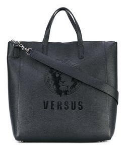 Versus | Сумка-Тоут С Тисненым Логотипом