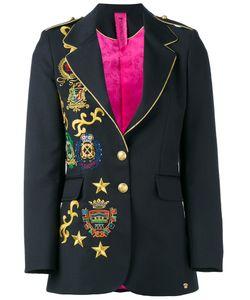 La Condesa | Cortes Badges Jacket Size 36