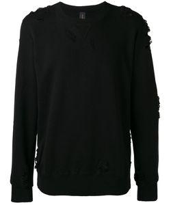 Maison Mihara Yasuhiro | Distressed Sweatshirt Size 48