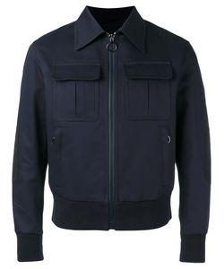 Neil Barrett | Bomber Jacket Xl Cotton/Polyester/Polyurethane/Spandex/Elastane
