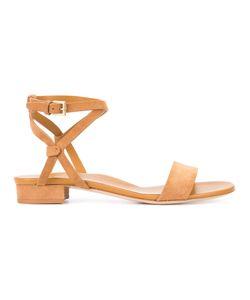 Marion Parke | Josie Sandals 39.5 Suede/Leather