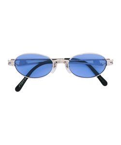 JEAN PAUL GAULTIER VINTAGE   Oval Frame Sunglasses