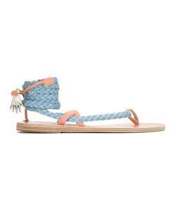 ANCIENT GREEK SANDALS | Atropos Sandals 38