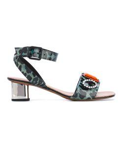 Robert Clergerie | Embellished Sandals 38