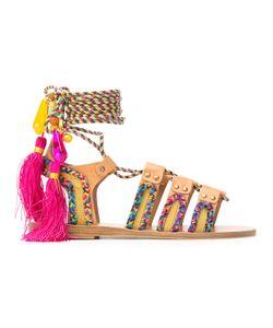 ELINA LINARDAKI | Pisces Embellished Sandal Size 40