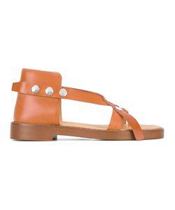 MM6 by Maison Margiela   Mm6 Maison Margiela Studded Sandals