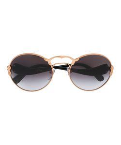 Prada Eyewear   Round Frame Sunglasses Acetate/Metal