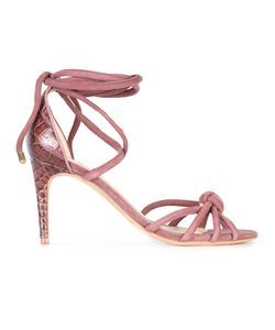 Alexandre Birman | Claire Sandals 36 Leather/Suede