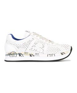 PREMIATA WHITE | Conny Sneakers 37 Leather/Rubber
