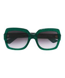 Gucci Eyewear | Glitter Optyl Template Sunglasses
