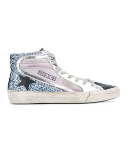 Golden Goose | Deluxe Brand Slide Sneakers 36 Leather/Rubber/Pvc