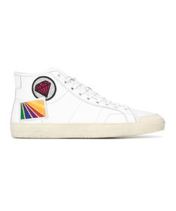 Saint Laurent | Jewel And Rainbow Patch Hi-Tops 39