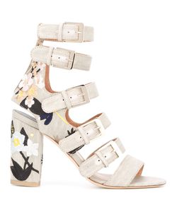 Laurence Dacade | Dana Sandals 39.5 Cotton/Leather