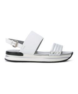 Hogan | Platform Sling-Back Sandals Size 37