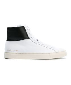 Common Projects | Ankle Panel Hi Tops Size 40