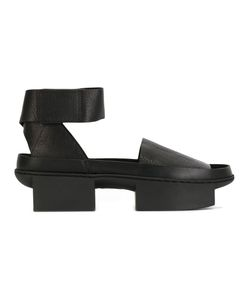 Trippen | Reflect Platform Sandals 41 Leather/Rubber