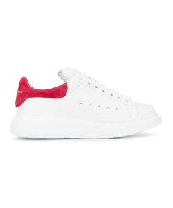 Alexander McQueen | Extended Sole Sneakers 37.5 Leather/Rubber/Calf Leather