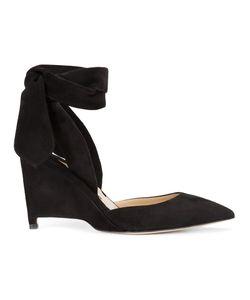 Paul Andrew   Tie Wedge Sandals Size 37.5