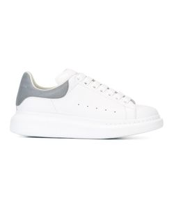 Alexander McQueen | Extended Sole Sneakers 44 Leather/Rubber