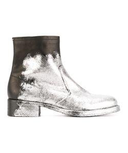 Maison Margiela | Ботинки С Высокой Щиколоткой