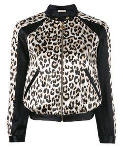 Nina Ricci | Leopard Print Cropped Jacket