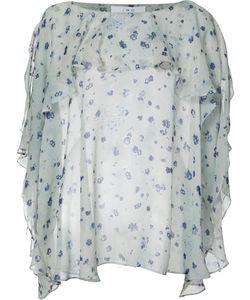 Iro | Printed Blouse Size 38