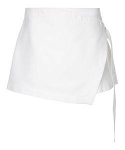 Dion Lee | Utility Wrap Short 10 Cotton/Polyamide