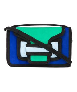 Pierre Hardy | Colour Block Clutch Suede