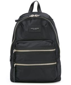 Marc Jacobs   Biker Backpack Pvc/Polyamide/Calf Leather