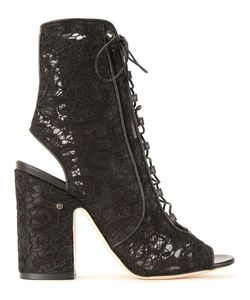 Laurence Dacade   Lace Sandals 35 Cotton