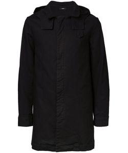 Bassike   Hooded Jacket M