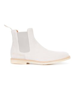Common Projects | Ankle Length Boots 42 Suede/Leather/Rubber