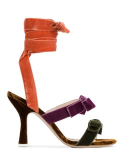ATTICO | Diletta Bolero Heeled Sandals Women