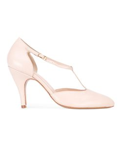 LENORA | T-Bar Pumps