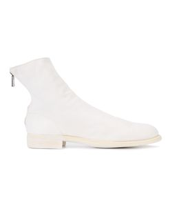 GUIDI | Ankle Boots 41 Calf Leather/Leather