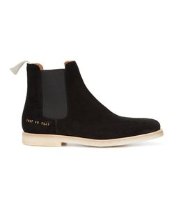 Common Projects | Ankle Length Boots 43 Suede/Leather/Rubber