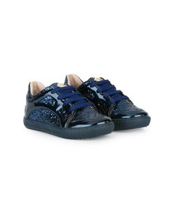 Young Versace | Sequinned Sneakers 26