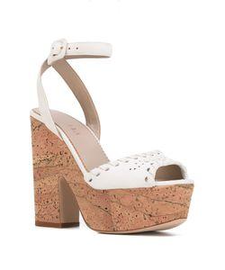 Le Silla | Cork Platform Sandals