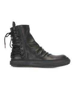 D. Gnak | D.Gnak Laced Back Boots Size 44