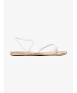 ANCIENT GREEK SANDALS | Braided Eleftheria Strappy Sandals 42