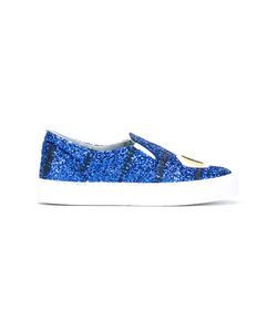 Chiara Ferragni | Eye Embroidered Sneakers