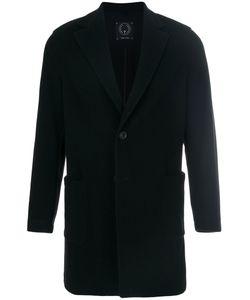 Tonello | Straight Buttoned Coat Men S
