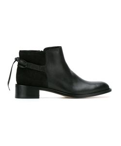 Sarah Chofakian | Leather Lace-Up Boots