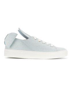 MINNA PARIKKA | Denim Bow Sneakers Women