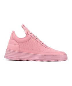 Filling Pieces | Perforated Sneakers Size 40