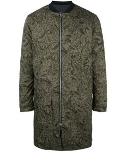 Natural Selection | Transatlantic Reversible Bomber Coat Medium