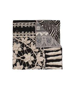 PIERRE-LOUIS MASCIA | Embroide Scarf Adult Unisex Silk/Cotton
