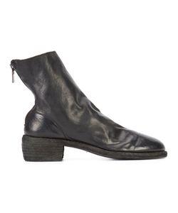 GUIDI | Rear Zip Boots 40