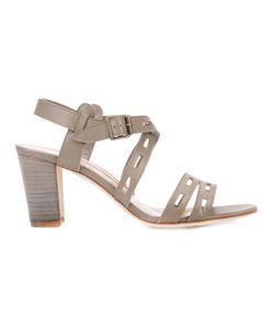 Manolo Blahnik | Cut-Out Essa Sandals